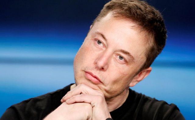 Elona Muska je zavrnitev Tajcev med reševalno akcijo močno razjezila. Foto Joe Skipper/Reuters