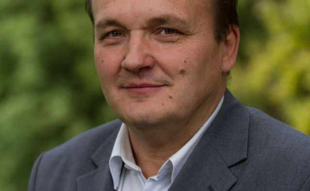 Župan Laškega Franc Zdolšek očitkov o politični nastavitvi direktorice ZD Laško Janje Knapič ne komentira. Foto Aleš Farčnik