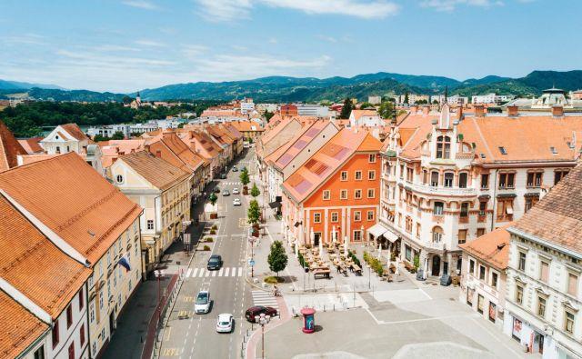 Kako živijo v slovenskih mestih? FOTO: Shutterstock