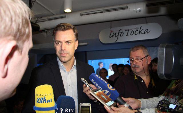 Gregor Macedoni FOTO: Simona Fajfar