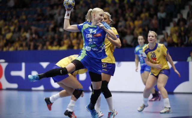 Tamara Mavsar se je izkazala na prejšnjem EP na Švedskem, lansko SP pa je izpustila zaradi operacije kolena. FOTO: Uroš Hočevar