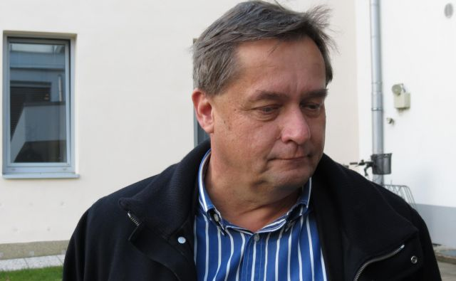 Mirko Vošner, župan Mute FOTO: Mateja Kotnik