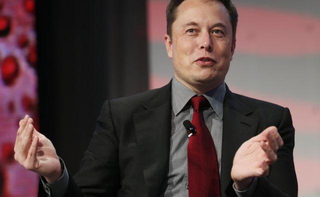 Elon Musk FOTO: Reuters