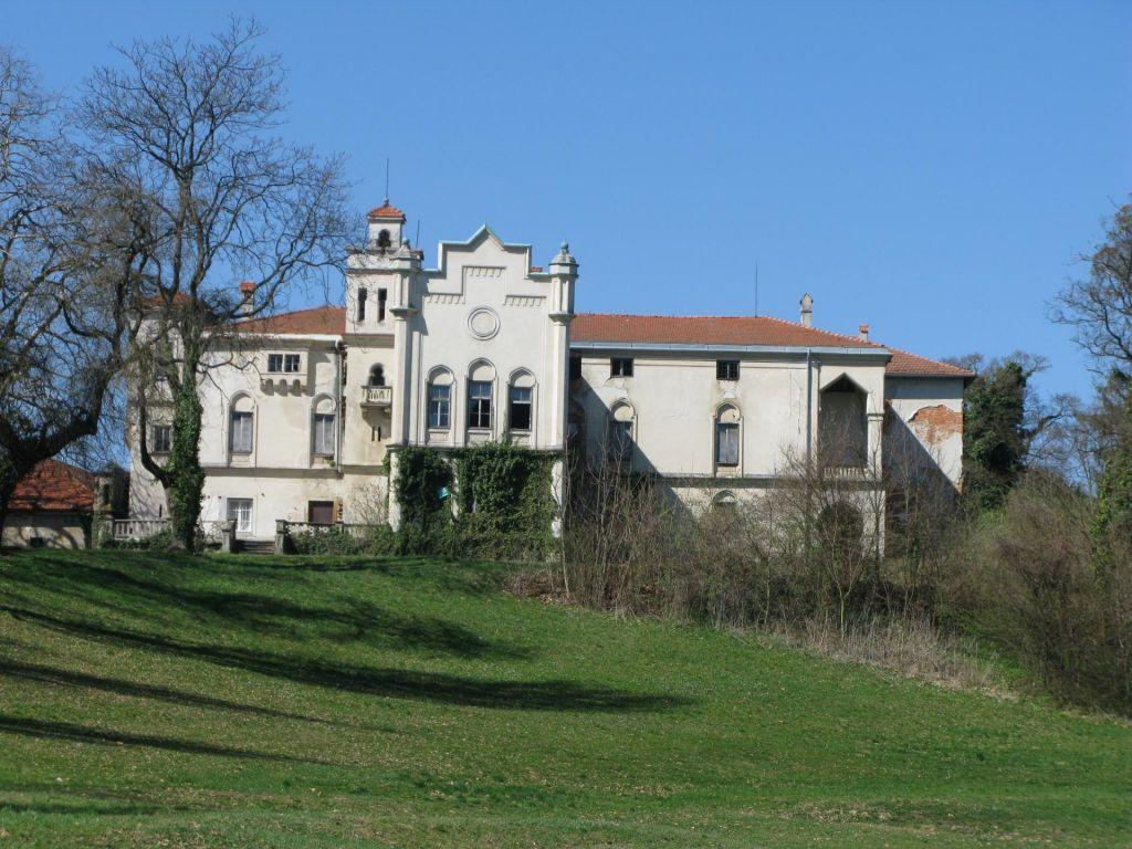 Izvedenca bosta ocenjevala pašnike okoli dvorca