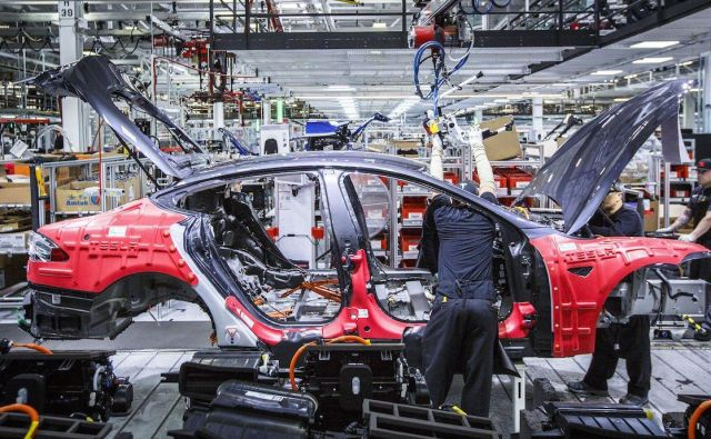 Tesla FOTO: Delo
