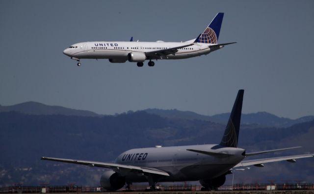 Letala tega tipa so trenutno prizemljena. FOTO: Justin Sullivan/Afp