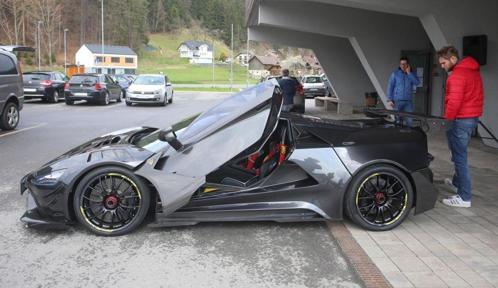 FOTO:Dirkaška mrcina za 1,2 milijona evrov