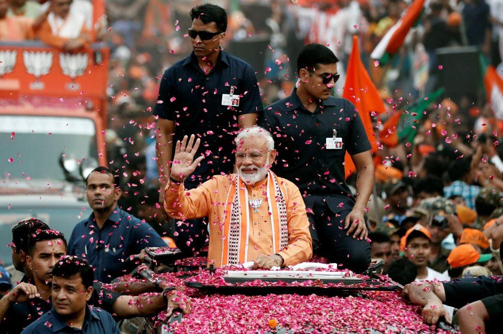 Narendra Modi: kako zmagati na volitvah … vsakič