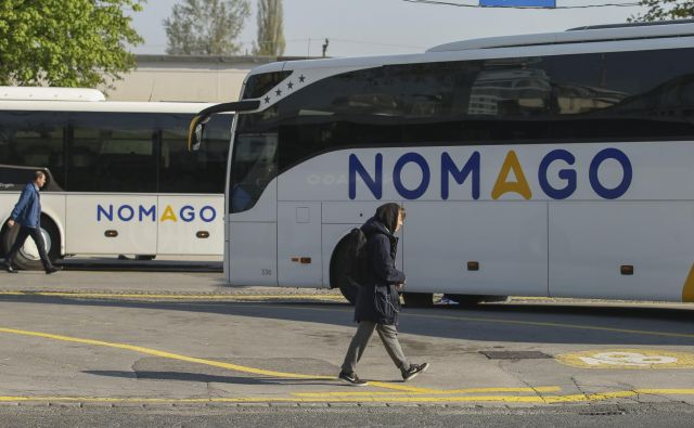 Avtobusi podjetja Nomago v 7 držav in 31 evropskih mest. FOTO: Jože Suhadolnik/Delo