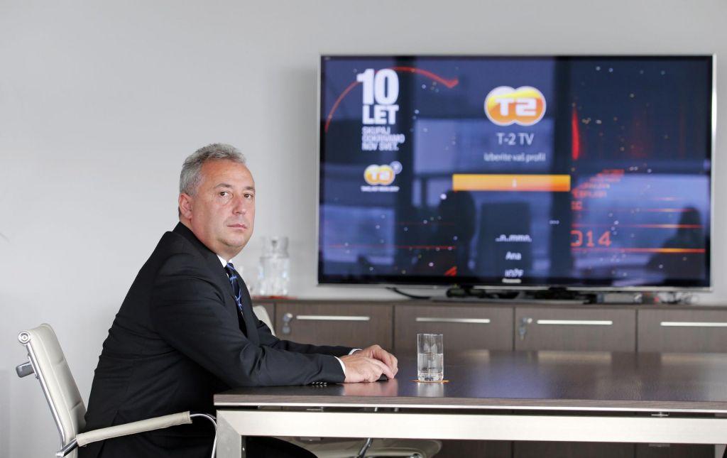 T-2 z odškodnino Telekoma konsolidira trg