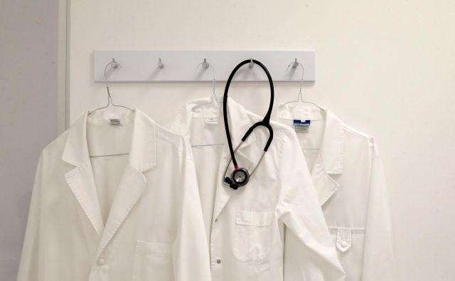 Naš zdravstveni sistem je zelo širok in neoprijemljiv pojem. Nekakšno nedotakljivo božanstvo. Foto Matej Družnik