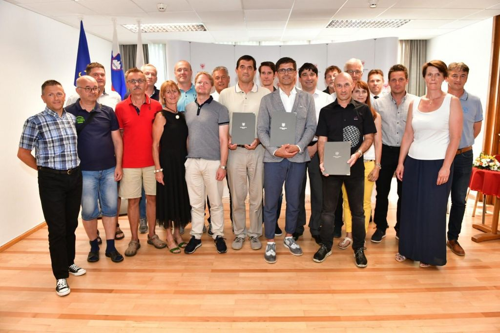 Projekt Triglav Kranj za krepitev in povezovanje športa v občini