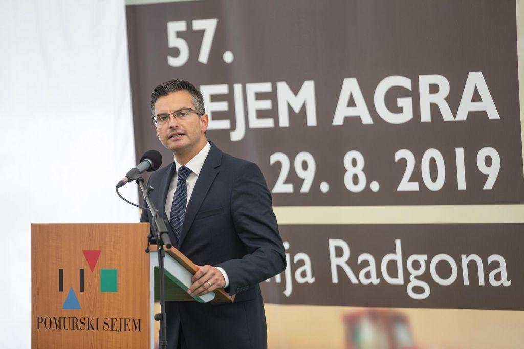 Šarec na Agri: Vsi problemi v kmetijstvu so rešljivi, a ne čez noč