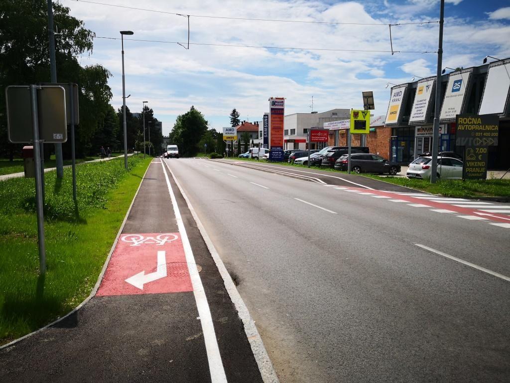 Boljše razmere za varnejše kolesarjenje