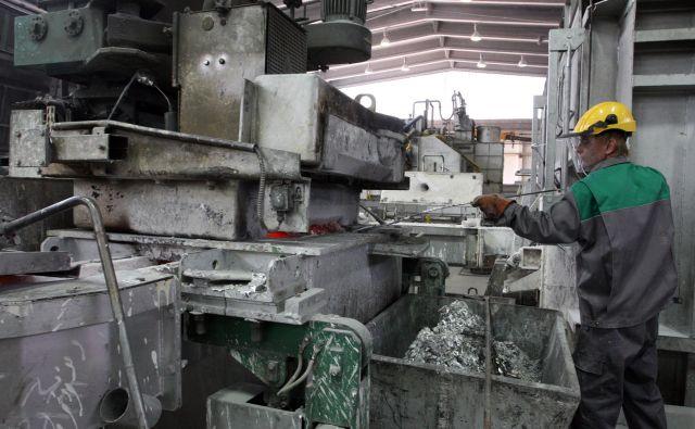 V Talumu neprestano izboljšujejo tehnologijo, delovne procese, posodabljajo proizvodnjo, dnevno iščejo svoje mesto na trgu, ustvarjajo boljši proizvod in iščejo izvirnejše tržne poti. FOTO: Tadej Regent/Delo