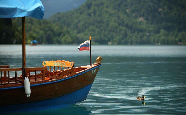 Številke ne lažejo, Bled je turistična zgodba o uspehu. FOTO: Jure Eržen/Delo