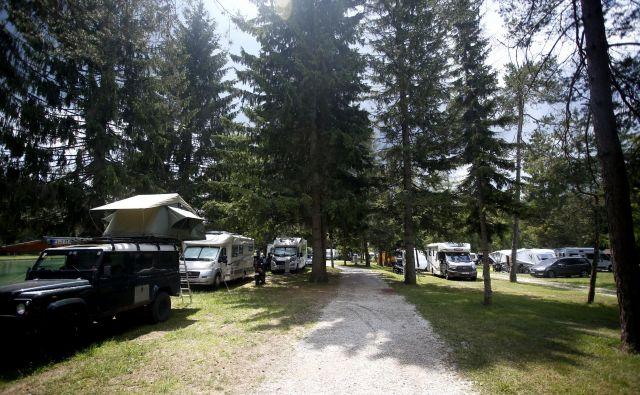Kamp Šobec je ponovno najbolj prepričal obiskovalce. FOTO: Roman Šipić/Delo