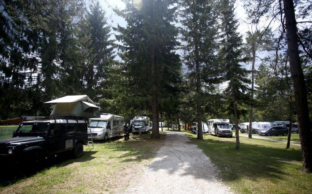 Šobec spet najboljši slovenski kamp