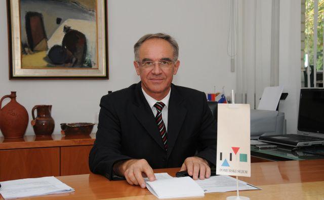 Ker je Slovenij majhna, ima manj možnosti za razvoj zelo ozko specializiranih sejmov, pravi Janez Erjavec. FOTO: Pomurski sejem