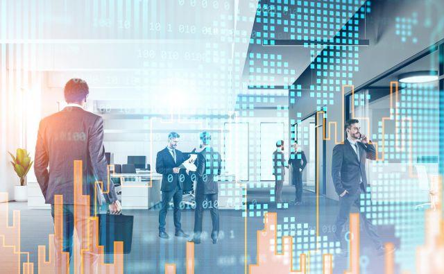 Za krepitev konkurenčnosti je potrebna krepitev inovacij, ustvarjanje delovnih mest prihodnosti in prehod na podnebno nevtralno gospodarstvo. Foto Shutterstock