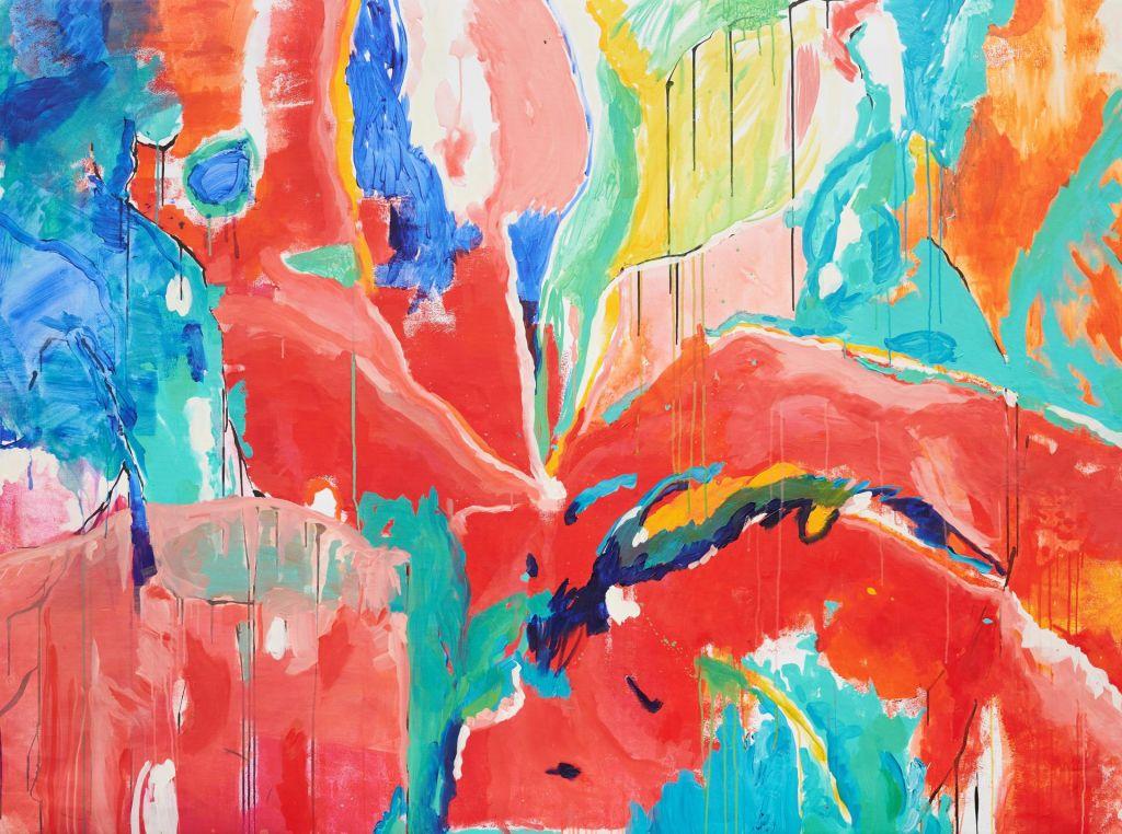 »Abstraktna slika je kot divja abstraktna misel«