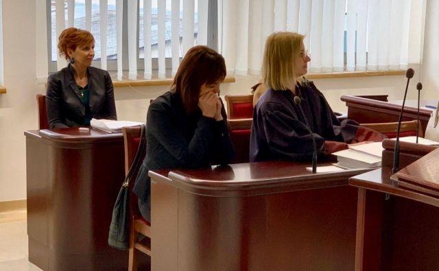 Gospodarska pravda, v kateri je sedem prleških županov z direktorjem Javnega podjetja Prlekija tožilo občino Ljutomer in Olgo Karba v višini nekaj več kot tri milijone evrov. FOTO: Smiljan Kuhar Smiljan Kuhar