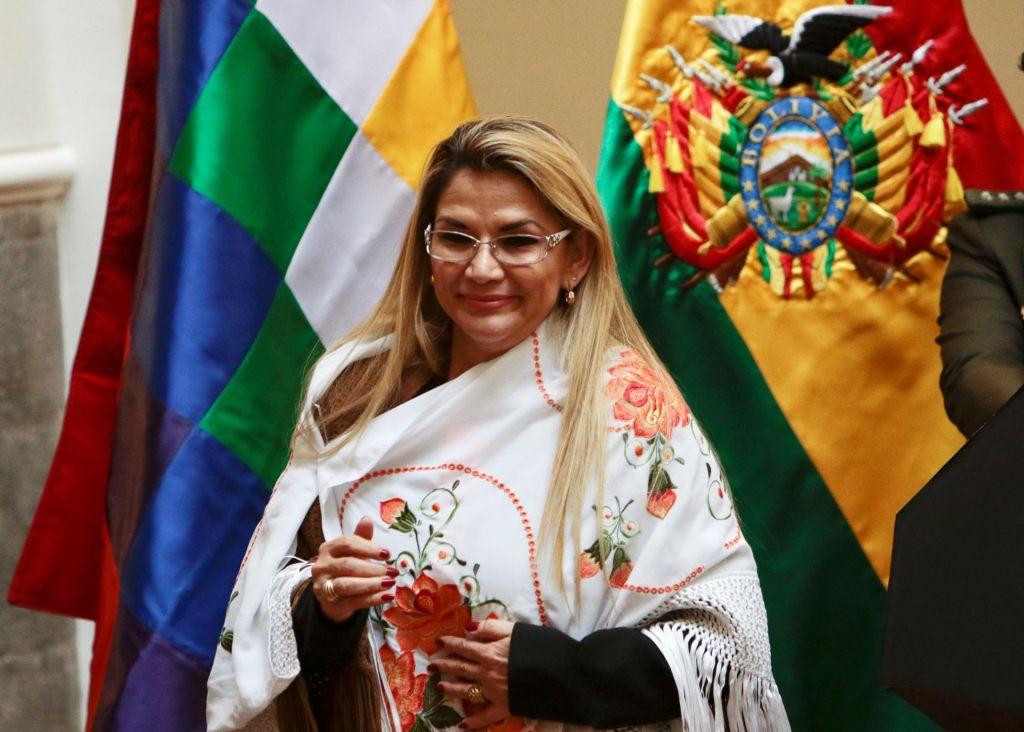 Razprtije na bolivijski desnici