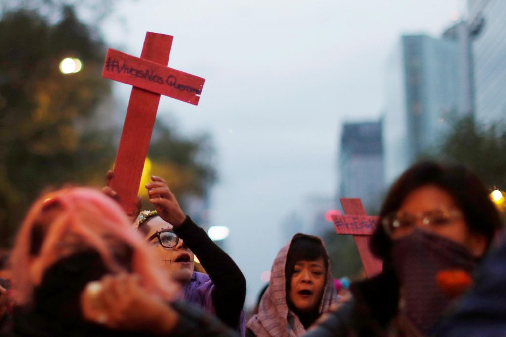 Mehiške poslanke: Femicid mora ostati del kazenskega zakonika