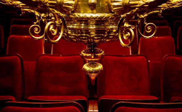V Operi in baletu Ljubljana so odpovedali vse predstave, ki so na programu do izteka marca. FOTO: Voranc Vogel/Delo