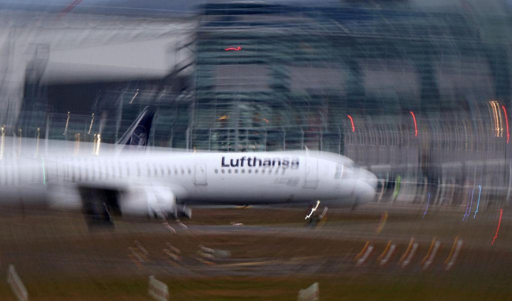 Odpovedi letov na ljubljansko letališče
