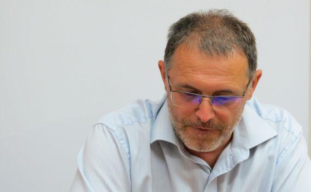 Janez Lavre ni več direktor slovenjgraške bolnišnice. FOTO: Mateja Kotnik