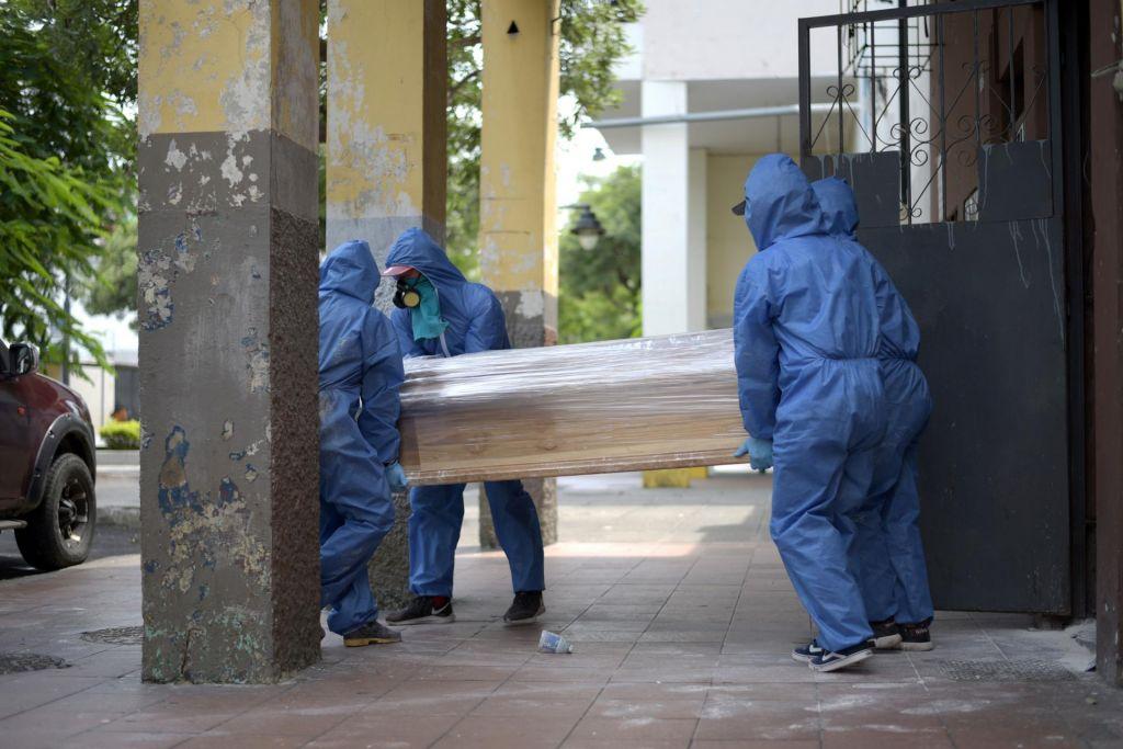 Brazilija v primežu virusa in ignorance