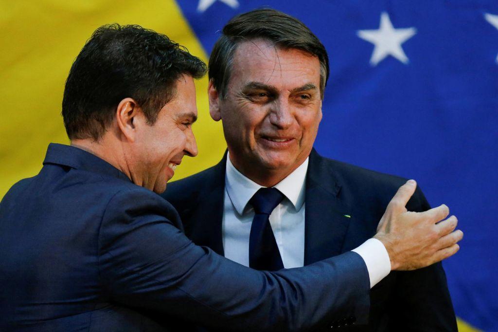 Bolsonarosredi velike politične krize