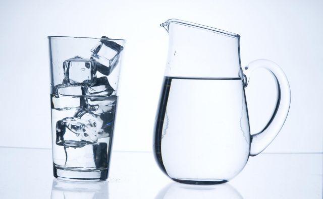 Če voda ne bi imela takšnih neobičajnih lastnosti, se življenje na Zemlji verjetno ne bi razvilo. Foto Shutterstock