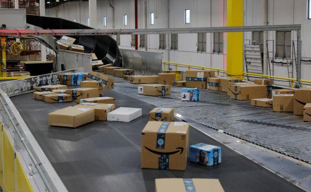 Finančna kriza leta 2008 je spodbudila inovacije. Iz nekaterih tehnoloških rešitev so nastala pomembna podjetja, kot je Amazon. Tudi čas po krizi zaradi koronavirusa bo priložnost za tehnološke inovacije. FOTO: Reuters