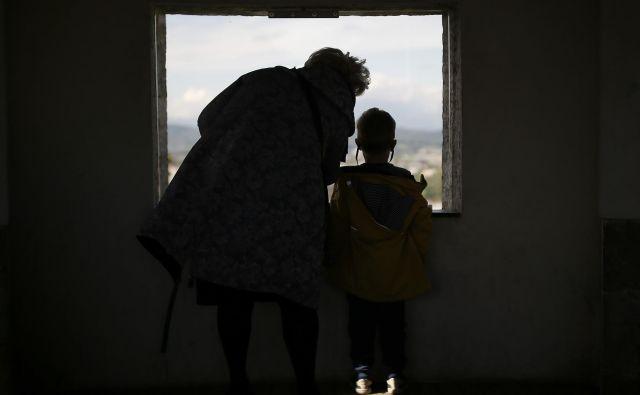 Model Barnahus je zasnovan za celostno obravnavo otrok, žrtev ali prič kaznivih dejanj. Foto Blaž Samec