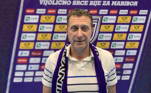 Siniša Markota je prevzel tretji slovenski klub. FOTO: RK Maribor Branik