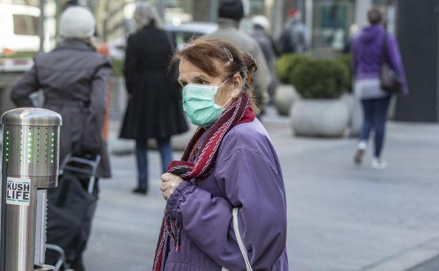 Žarišča okužb so zdaj drugje, Evropa se odpira. FOTO: Voranc Vogel/Delo