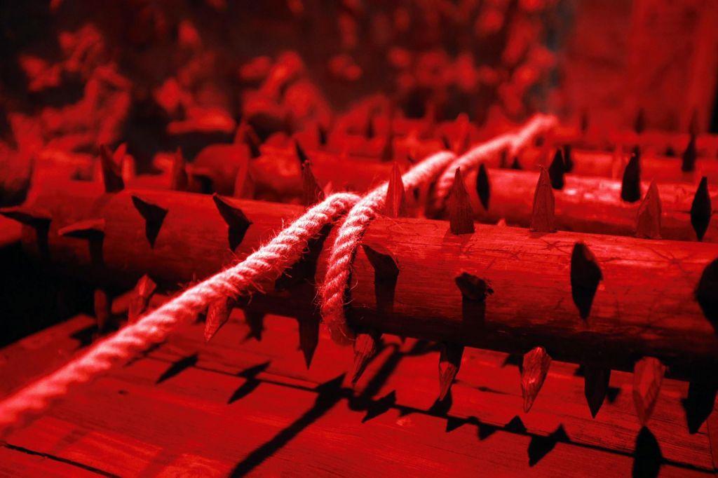Mojstrski tečaj mučenja