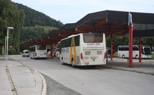 Znotraj dnevnih delovnih migrantov so tudi tisti, ki se vsakodnevno vozijo po regionalni cesti G1-4, ki je edina regionalna povezava z osrednjo Slovenijo, vse druge pa so lokalne ceste. Foto Tadej Regent/Delo