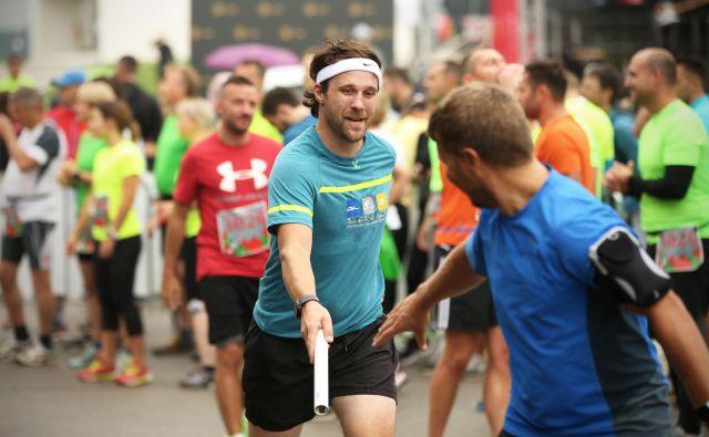 Dan slovenskega športa naj spodbuja vrednote: biti telesno aktiven, uživati življenje in skrbeti za dobro počutje. FOTO: Jure Eržen