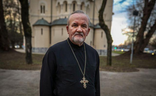 Paroh Peran Bošković ima v kazenskem listu odslej zapisano pravnomočno obsodbo. FOTO: Voranc Vogel/Delo