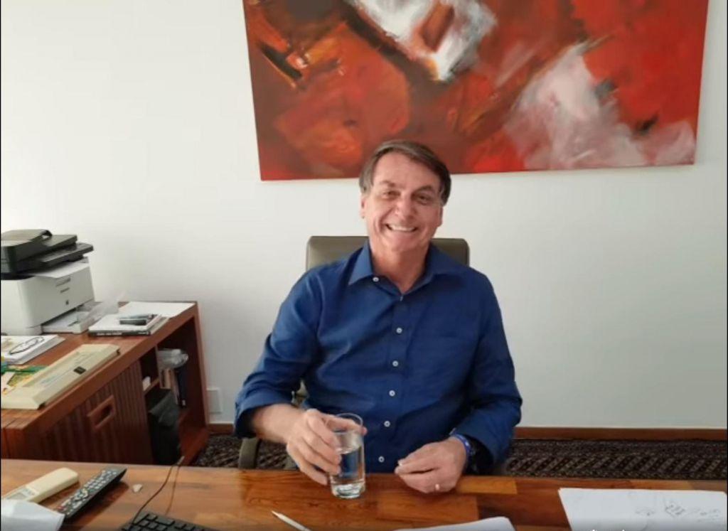 Pozitivni Bolsonaro še vedno negativen za Brazilijo