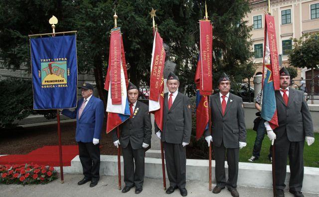 Bazoviški junaki so bili člani ilegalne organizacije Borba, ki je nastala znotraj protifašističnega gibanja TIGR (Trst, Istra, Gorica, Reka). Foto Jože Suhadolnik
