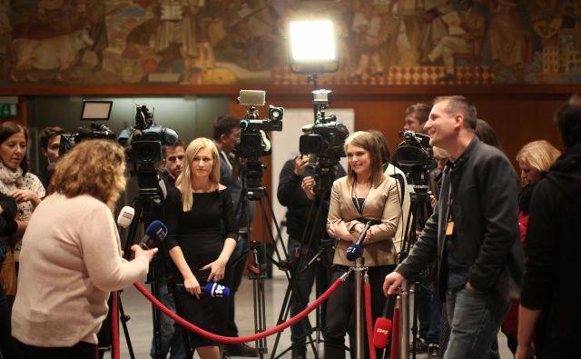 Digitalizacija ni ubila branosti ali družbene vloge tradicionalnih medijev, ampak le njihov ekonomski model. FOTO: Jure Eržen/Delo