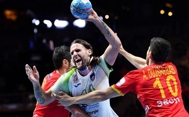Dean Bombač je Slovenijo popeljal do četrtega mesta na januarskem evropskem prvenstvu na Švedskem. FOTO: Reuters