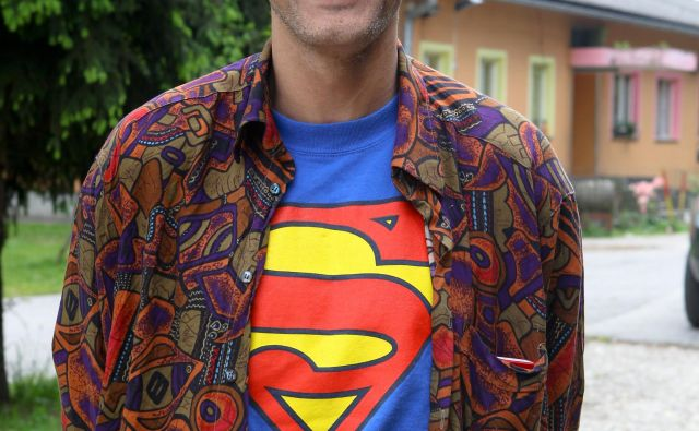 Miha Strojan se je s prostega izhoda pozabil vrniti v koprski zapor. FOTO: Marko Feist/Slovenske novice