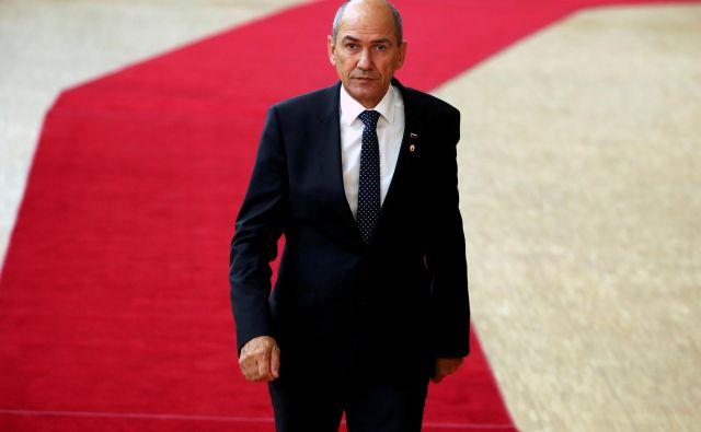 Janez Janša Foto: Francisco Seco/Reuters