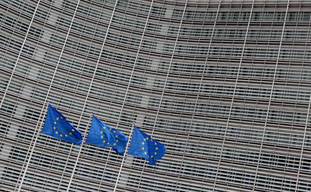 Kar 562 podjetij, ki tokrat zaradi proračunskih omejitev niso dobila financiranja, pa je prejelo pečat odličnosti »zeleni dogovor«. FOTO: Yves Herman/Reuters