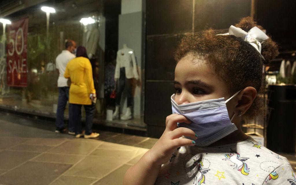 FOTO:V Afriki več kot milijon potrjenih okužb